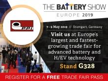Battery show 2019