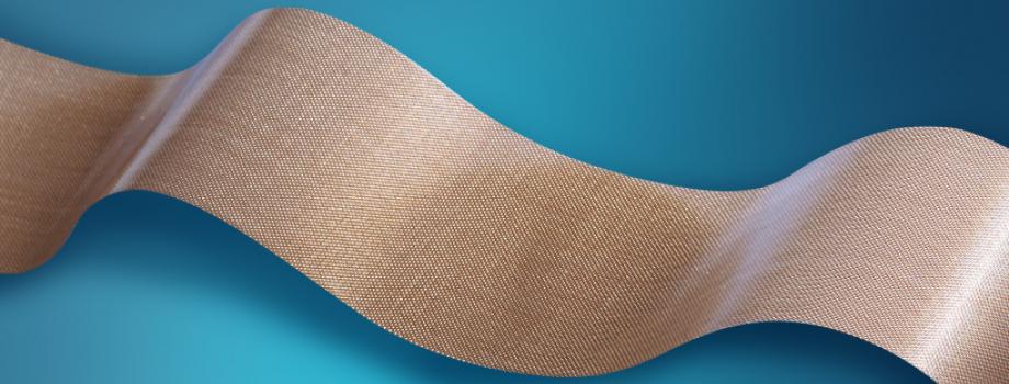 Teflon® Glass Cloth Tapes